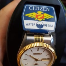 Relojes automáticos: CITIZEN EAGLE 7 AUTOMÁTICO AÑO 1983 ESTILO ROLEX. NUEVO. Lote 279523593