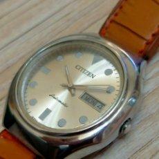 Relojes automáticos: CITIZEN AUTOMÁTICO VINTAGE 8200A. Lote 279551638