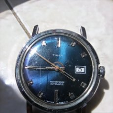 Relojes automáticos: TIMEX WATERPROOF AUTOMATIC. Lote 280115903