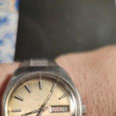 Relojes automáticos: PRECIOSO CERTINA , RARISIMO , CAJA HEXAGONAL, FUNCIONA PERFECTAMENTE, ACABA DE PASAR REVISION. AUTOM. Lote 280488333