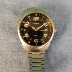 Relojes automáticos: RELOJ LORUS WATER 100 M RESIST EN BUEN ESTADO. Lote 280767218