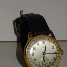 Relojes automáticos: ORIS - SWISS MADE - ANTIGUO RELOJ AÑOS 50/60 CHAPADO, CALENDARIO EN LA ESFERA, FUNCIONA. Lote 280784228