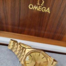 Relógios automáticos: OMEGA SEAMASTER ORO. Lote 263590975