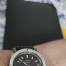 Relojes automáticos: DOGMA SUB DIVER 200 METROS.RELOJ SUIZO ANTIGUO AUTOMATICO 25 RUBIS.ESPECTACULAR.. Lote 280900963