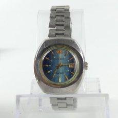 Relojes automáticos: VINTAGE RELOJ PULSERA ORIENT AUTOMATIC 21 JEWELS FECHA. Lote 285462593