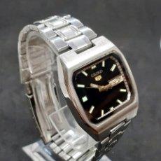 Relógios automáticos: RELOJ VINTAGE (AÑOS 70-80)- MARCA SEIKO - AUTOMÁTICO - CALENDARIO EN INGLÉS Y EN ÁRABE. Lote 110498247