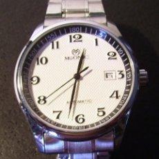 Relojes automáticos: RELOJ NUEVO AUTOMÁTICO A ESTRENAR. Lote 286423358