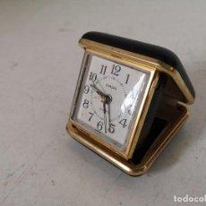 Relojes automáticos: RELOJ VINTAGE, DE MESA, EUROPA, ALEMANIA, A REVISAR. Lote 286790598