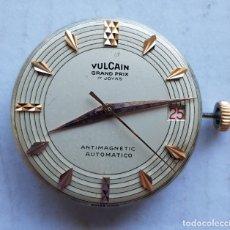 Relojes automáticos: RARO CALIBRE VULCAIN GRAND PRIX AUTOMATICO AS 1476 CALIBRE + ESFERA + CORONA FIRMADOS. Lote 287245498