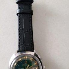 Relógios automáticos: MUY RARO RELOJ AUTOMÁTICO RICOH CRISTAL DE LOS 70.. Lote 287263498