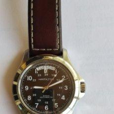 Relojes automáticos: RELOJ HAMILTON AUTOMATICO. Lote 287731793