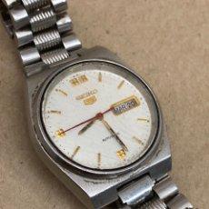 Relógios automáticos: RELOJ SEIKO 5 AUTOMÁTICO. Lote 287782833