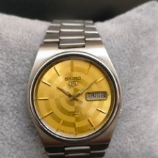 Relógios automáticos: SEIKO 5 AUTOMÁTICO VINTAGE * USADO FUNCIONANDO PERFECTAMENTE. Lote 287797928