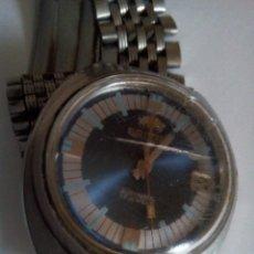 Relojes automáticos: RELOJ ORIENT AUTOMATIC 17 JEWEL ESFERA INUSUAL- FUNCIONANDO-. Lote 287861048