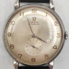 Relojes automáticos: RELOJ DE PULSERA DE SEÑOR OMEGA EN ACERO-2482-1/ 10974351- EN FUNCIONAMIENTO.. Lote 287883748