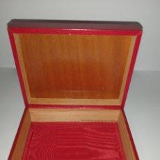 Relojes automáticos: OMEGA PRECIOSA CAJA DE MADERA LOEWE. Lote 287922678