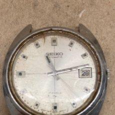 Relógios automáticos: RELOJ SEIKO AUTOMÁTICO PARA PIEZAS. Lote 288019888