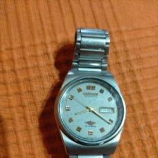 Relojes automáticos: RELOJ CITIZEN AUTOMÁTICO FUNCIONANDO. 21JEWELS. Lote 288083603