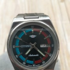 Relógios automáticos: CITIZEN 8200A - AUTOMÁTICO USADO FUNCIONANDO PERFECTAMENTE. Lote 288131418