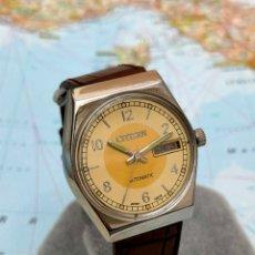 Relógios automáticos: CITIZEN AUTOMÁTICO 8200A * VINTAGE. Lote 288210598