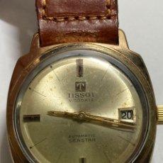 Relojes automáticos: RELOJ TISSOT VISODATE AUTOMÁTIC SEASTAR AÑOS 60 EN FUNCIONAMIENTO. Lote 288476153