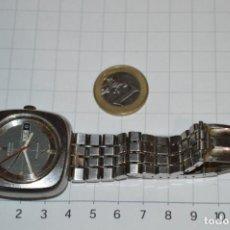 Relógios automáticos: VINTAGE RELOJ DE PULSERA - EDOX BLUEBIRD - AUTOMÁTICO / MADE IN SWISS - ¡MIRA FOTOS/DETALLES!. Lote 288479188