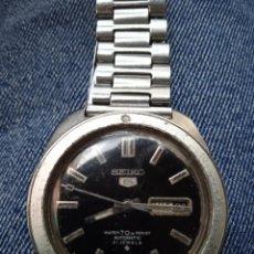 Relojes automáticos: SEIKO 5 WATER 70 AUTOMATIC GRAN TAMAÑO MOVIMIENTO GIRATORIO. Lote 288546198