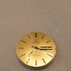Relógios automáticos: MAQUINARI OMEGA FUNCIONA TAL CUAL COMO SE VE EN LAS FOTOS. Lote 288720743
