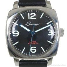 Relojes automáticos: CARRERA RAPTOR AUTOMATICO + CAJA. Lote 289249093