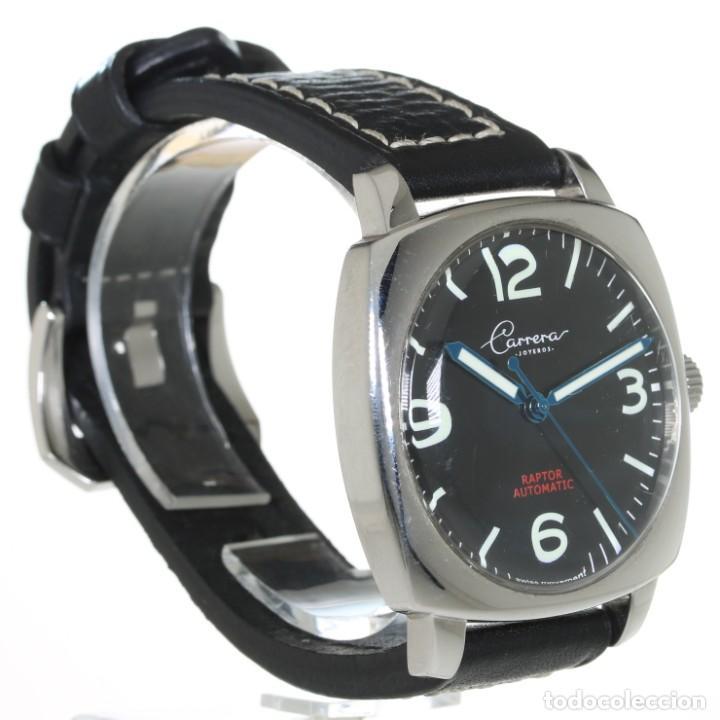 Relojes automáticos: Carrera Raptor Automatico + Caja - Foto 3 - 289249093