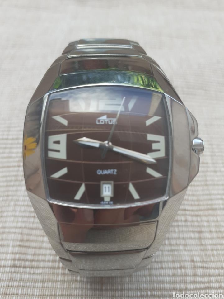 Relojes automáticos: Precioso reloj lotus nuevo por estrenar - Foto 2 - 289300418