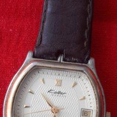 Relojes automáticos: ANTIGUO RELOJ KOLBER SWISS GENEVE AUTOMATIC FUNCIONANDO. Lote 289664563