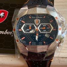 Relojes automáticos: RELOJ DEPORTIVO TONINO LAMBORGHINI GT1 CRONOGRAPH STILL. Lote 292004233