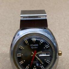 Orologi automatici: RELOJ DUWARD AQUASTAR AUTOMÁTICO EN FUNCIONAMIENTO. Lote 293500203