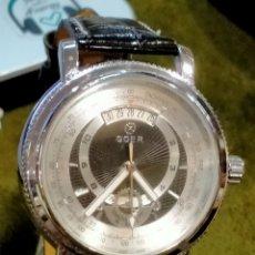 Relojes automáticos: RELOJ DE PULSERA AUTOMÁTICO GOER REF-7609. Lote 293605268