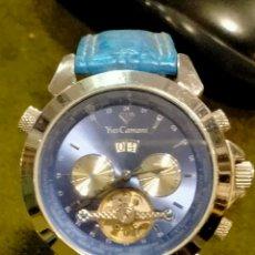 Relojes automáticos: RELOJ AUTOMÁTICO YVES CAMANI REF-8890. Lote 293606103