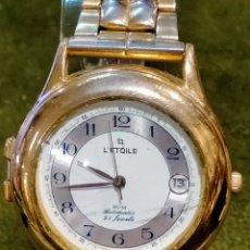 Relojes automáticos: RELOJ DE PULSERA AUTOMÁTICO L´ETOILE REF-7854. Lote 293617188