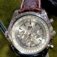 Relojes automáticos: RELOJ DE PULSERA AK HOMME AUTOMATICO REF-2213. Lote 293618338