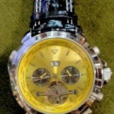 Relojes automáticos: RELOJ AUTOMÁTICO YVES CAMANI REF-8899. Lote 293627163
