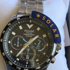 Relojes automáticos: RELOJ PULSAR SOLAR A ESTRENAR. Lote 293992048