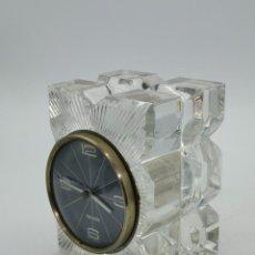 Orologi automatici: ANTIGUO RELOJ BLOQUE DE CRISTAL. MARCA MERCEDES, GERMANY.. Lote 294553303