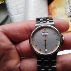 Relojes automáticos: RELOJ DEDE MANO SEIK AÑOS 80 70 PERFECTO. Lote 295693368