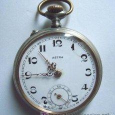 Relojes de bolsillo: RELOJ MARCA ASTRA. Lote 14871636