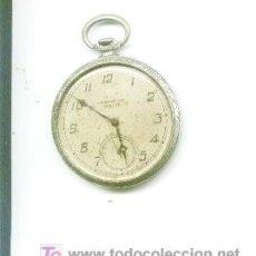 Relojes de bolsillo: ANTIGUO RELOJ DE BOLSILLO CONOMETRO HALCON.FUNCIONANDO. Lote 6057457