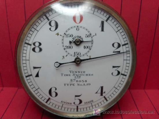 Relojes de bolsillo: ,,,CRONÓMETRO,,,GRADUACIÓN DECIMAL. ( B -188 ) . - Foto 2 - 24559704