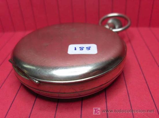Relojes de bolsillo: ,,,CRONÓMETRO,,,GRADUACIÓN DECIMAL. ( B -188 ) . - Foto 5 - 24559704