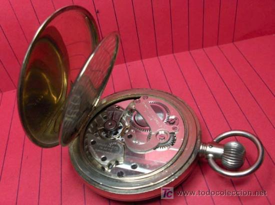 Relojes de bolsillo: ,,,CRONÓMETRO,,,GRADUACIÓN DECIMAL. ( B -188 ) . - Foto 7 - 24559704