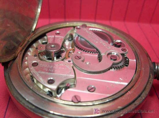 Relojes de bolsillo: ,,,CRONÓMETRO,,,GRADUACIÓN DECIMAL. ( B -188 ) . - Foto 8 - 24559704