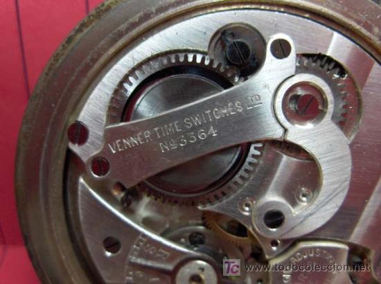 Relojes de bolsillo: ,,,CRONÓMETRO,,,GRADUACIÓN DECIMAL. ( B -188 ) . - Foto 9 - 24559704