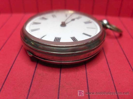 Relojes de bolsillo: ,,,EXHIBITION PHILADELPHIA 1876,,,RELOJ DE BOLSILLO LLAVERO. ( B -190 ) . - Foto 2 - 24685712
